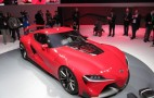 This Week's Top Photos: The Detroit Auto Show Edition