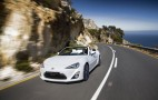 Toyota FT-86 Open Concept (FR-S Convertible) On Video