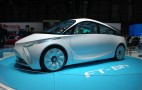 Toyota FT-Bh Hybrid Concept Debuts At 2012 Geneva Motor Show
