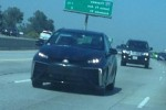 Toyota Fuel Cell Sedan Photographed Testing In Southern California