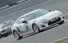Toyota Motorsport Builds Scion FR-S Customer Race Car