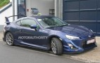 Toyota GT 86 Aero Kit Spotted In Europe, Is the U.S. Next?