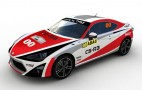 Toyota GT86 CS-R3 Rally Car To Make WRC Debut In Germany: Video