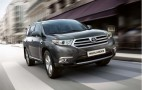 2011 Toyota Highlander Debuts At 2010 Moscow Auto Show