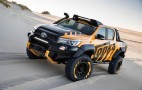 Toyota Hilux Tonka concept is for the inner child in all of us