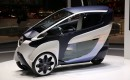 Toyota i-Road Concept, 2013 Geneva Motor Show