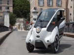 Toyota i-Road Electric City Car Undergoes French Car-Share Trials