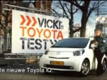 Toyota iQ road test by Vicki Butler-Henderson