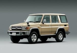 Toyota Land Cruiser 70 limited edition
