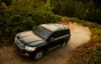 2016 Toyota Land Cruiser U.S. Specs Revealed