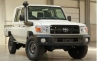 US-legal Toyota Land Cruiser 70 pops up on eBay