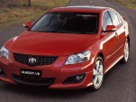 Toyota Oz releases its <del>Camry</del> Aurion sedan