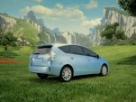 Toyota Takes You On Safari To Prius Kingdom, Binoculars Essential