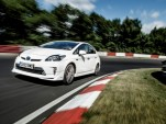 New Kind Of Nurburgring Record: Toyota Prius Plug-In Sets Fuel-Economy Bar