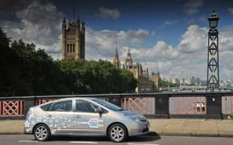 London ups congestion charge on older cars