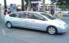 More Kids Than Seats? How About a Six-Door Toyota Prius Limo?