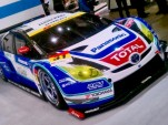 Toyota Prius GT300 Race Car Shown At Tokyo Auto Salon