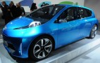 2011 Detroit Auto Show: Toyota Prius C Compact Hybrid Concept