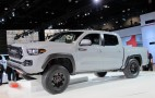 2017 Toyota Tacoma TRD Pro Debuts At 2016 Chicago Auto Show: Live Photos