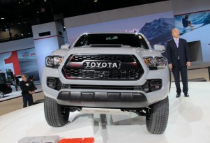 Toyota prices new, off road-ready Tacoma TRD Pro from $41,700
