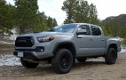 2017 Toyota Tacoma TRD Pro first drive review: the everyman's Raptor