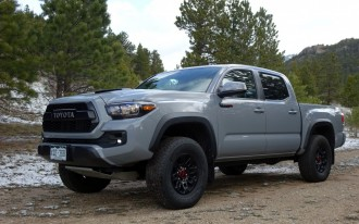 Toyota Tacoma recall, Raptor vs. Hellcat, 2018 Chevy Volt: What's New @ The Car Connection
