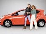 Toyota &amp; Teen Vogue's 'Arrive in Style' campaign