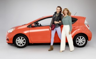 Oh Good: Toyota Teams With Teen Vogue To Keep Girls Off The Phone