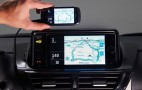 Toyota Touch Life: Sync Smartphones With In-Car Displays
