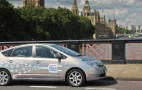 Toyota trials plug-in hybrid Prius in UK