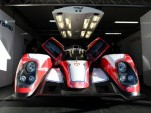 Toyota TS030 HYBRID Le Mans prototype