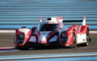 Toyota TS030 HYBRID Le Mans Prototype Race Car Unveiled