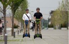 Why Walk? Electric Toyota Winglet Gives Those Legs A Rest