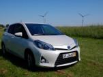 Toyota Yaris Hybrid Driven: Why Europeans Won't Get Prius C