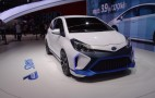 Yaris Hybrid-R Live Photos And Video From The 2013 Frankfurt Auto Show