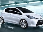 2011 Toyota Yaris HSD (Hybrid Synergy Drive) Concept
