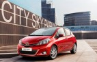 Toyota's Green Autumn: 2012 Yaris, New Camry Hybrid, Prius V Wagon