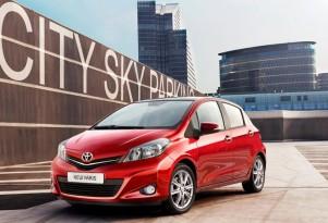 Toyota's Green Autumn: 2012 Yaris, New Camry Hybrid, Prius V Wagon