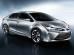 Toyota Unveils Green Car Concepts At Auto Shanghai Show