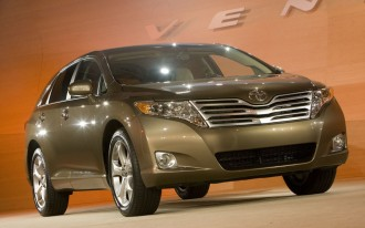 Pricing Announced on 2009 Toyota Venza