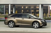 2009 Toyota Venza Photos