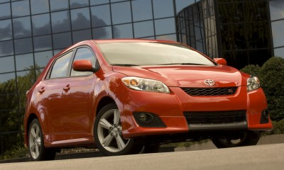2009 Toyota Matrix Photos