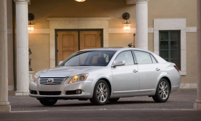 2009 Toyota Avalon Photos