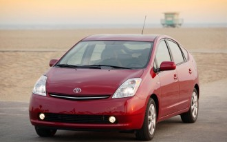 Toyota Prius In Recall Of 2.77M Vehicles Worldwide (UPDATED)