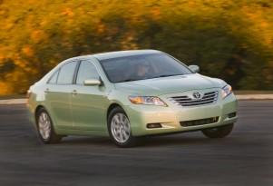 2007-2011 Toyota Camry Hybrid Recall For Brake-Fluid Reservoir Issue