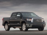 2010 Toyota Tundra Boasts Efficient New V-8, New Trim Packages