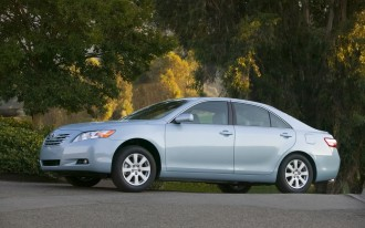 Toyota Camry Most Stolen Vehicle In 2009: NHTSA Report