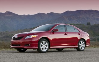 Toyota Recalling Some Camry, Venza Models For Stop-Lamp Switch