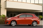 2010 Toyota Matrix Photos