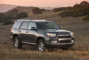 Toyota Not Planning On Many Takers For 4-Cylinder 4Runner